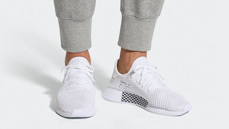 adidas all whites off 62% - www