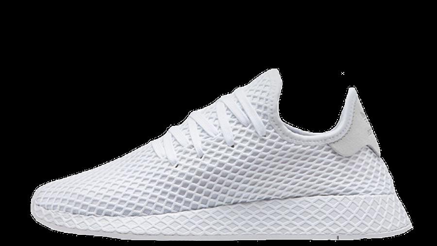 adidas Deerupt Triple White | Where To