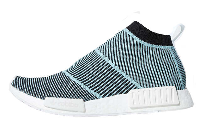 adidas NMD CS1 Black Blue Parley AC8597