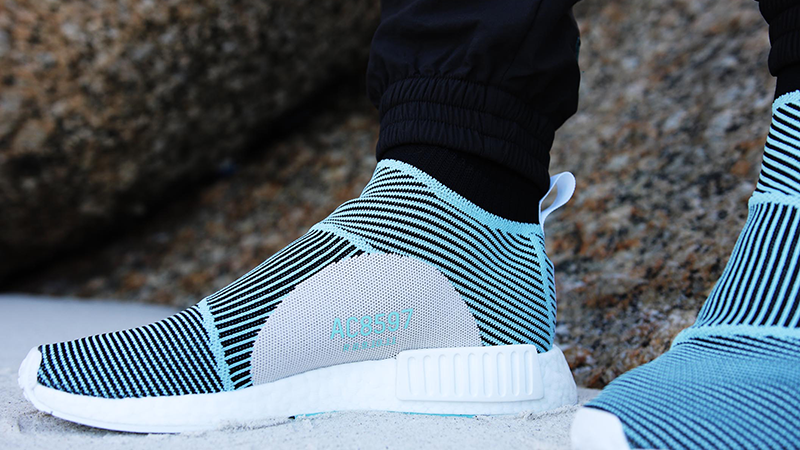 Retirado Documento delicado  adidas NMD CS1 Parley Black Blue - Where To Buy - AC8597 | The Sole Supplier