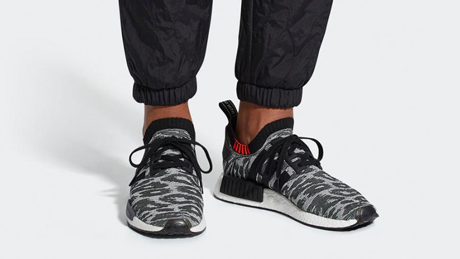 adidas NMD R1 Black Glitch | Where To