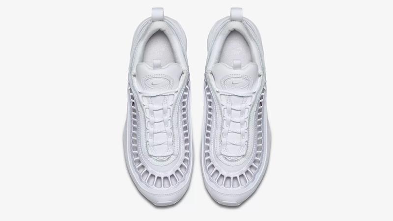 Nike Air Max 97 Ultra '17 SI White Women's