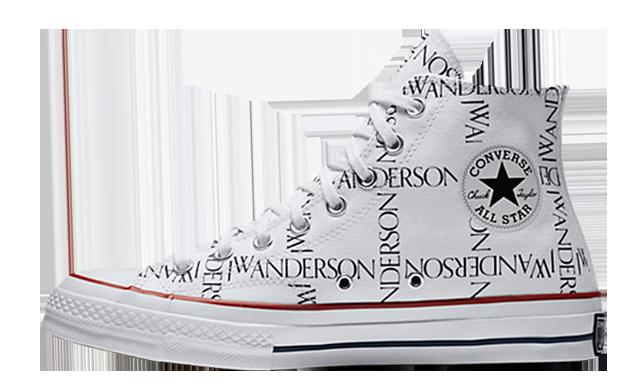 Converse x JW Anderson Chuck Taylor 70 Hi White 160808C-102