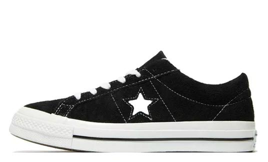 Converse One Star Ox Women's Black | 025265