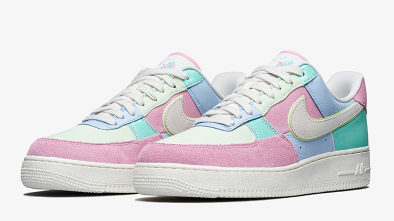 Nike Air Force 1 Easter 18