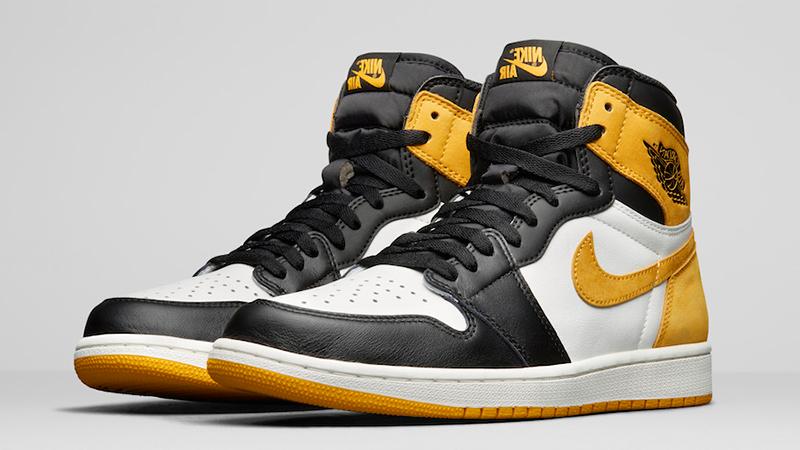 Jordan 1 Yellow Ochre | Where To Buy