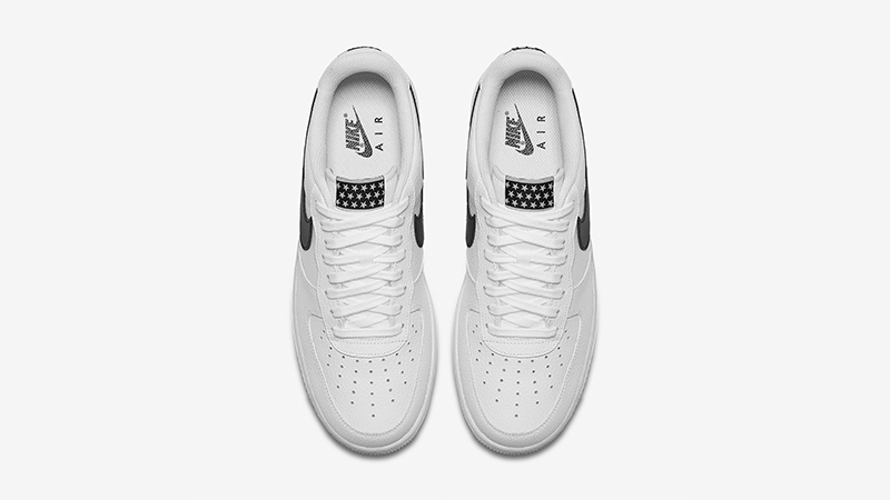 Nike Air Force 1 '07 trainers in white AA4083 103