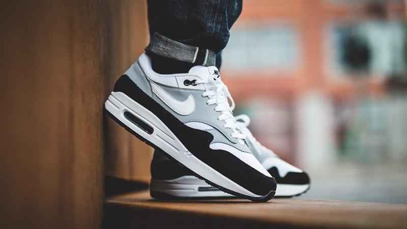 Nike Air Max 1 Wolf Grey White   Where