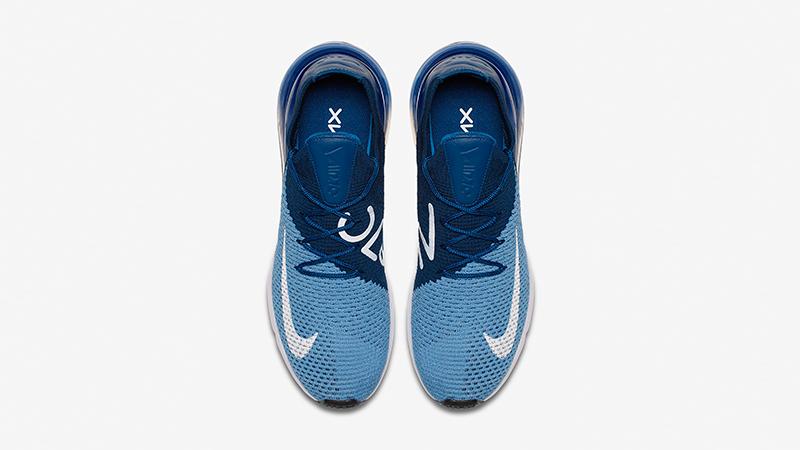Nike Air Max 270 Blue AO1023-400 02