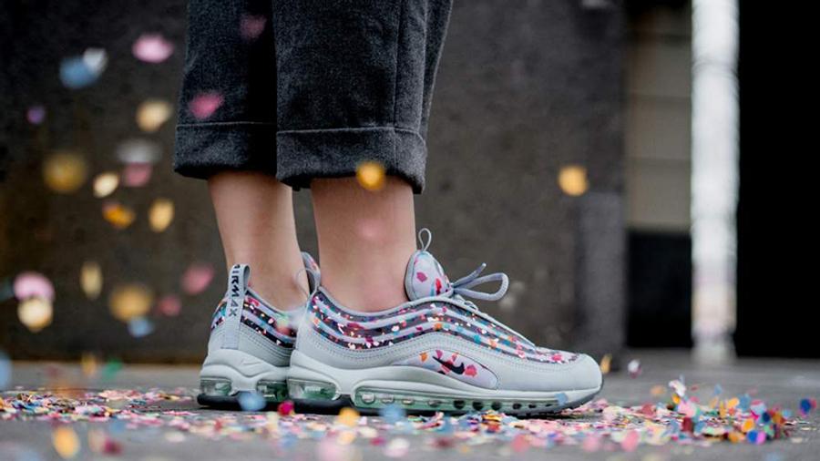 Nike Air Max 97 Confetti Womens | Where