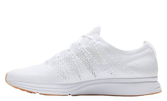 Nike Flyknit Trainer White Gum Womens AH8396-102