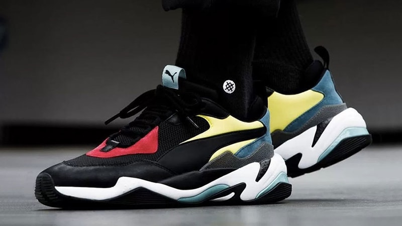 PUMA Thunder Spectra Black Multi