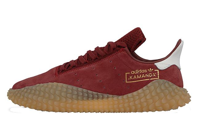 adidas Kamanda Burgundy CQ2219