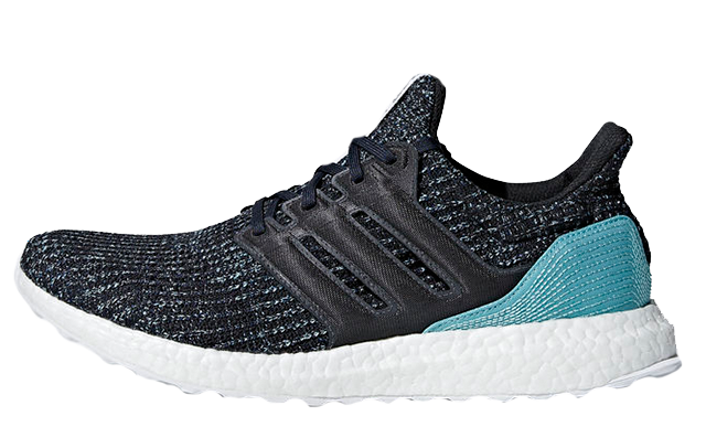 Adidas Ultra Boost 4 0 Parley Carbon Blue Where To Buy Cg3673 The Sole Supplier