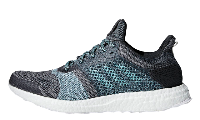 adidas Ultra Boost ST Parley Carbon Blue DB0925