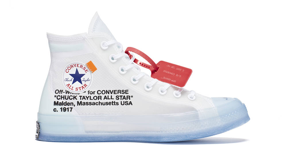 How To Cop The Off-White x Converse Chuck Taylor All Star