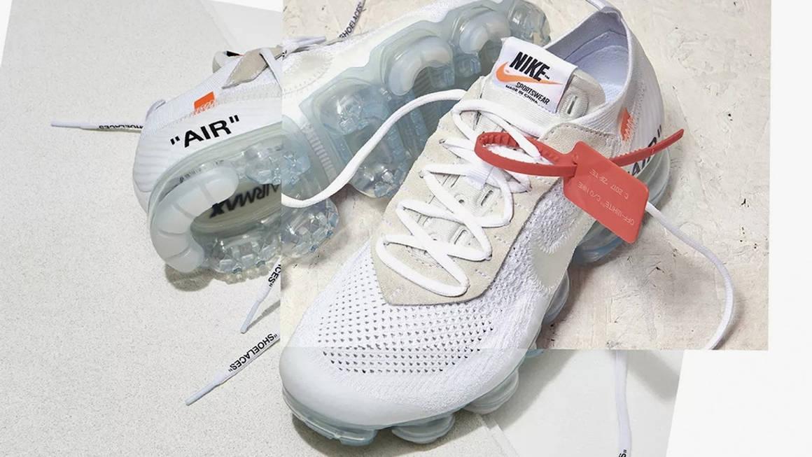 Full List Of Raffles For The Off-White x Nike Air Vapormax 'White' 3
