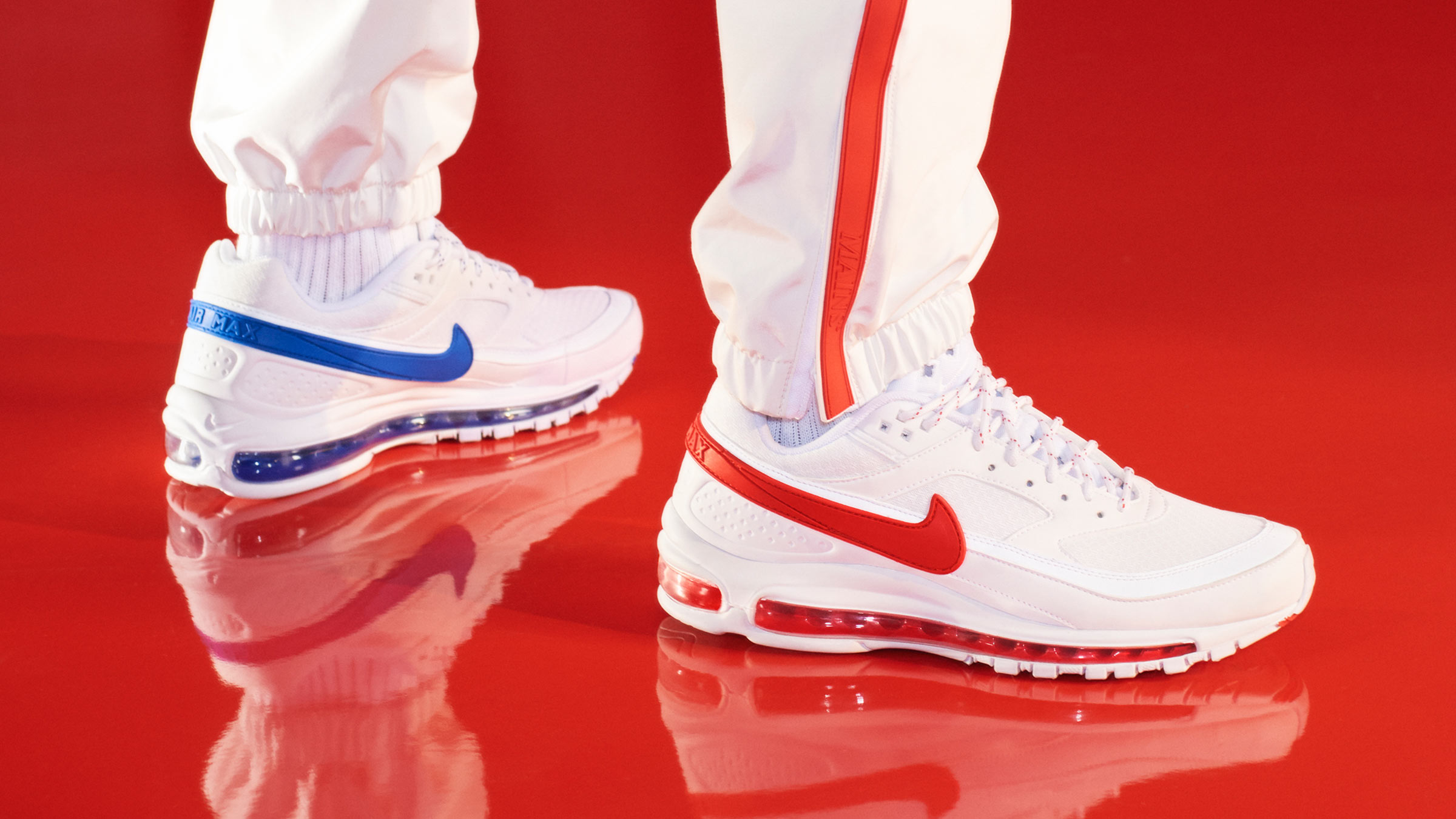 First Raffle Goes Live For The Skepta x Nike Air Max 97BW