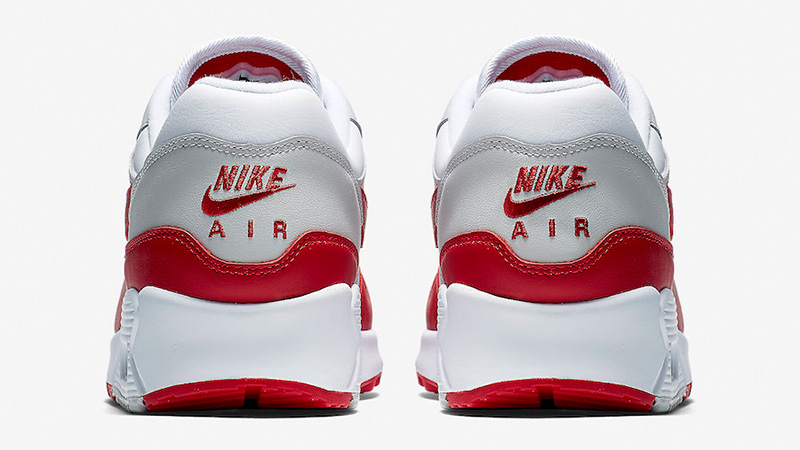 Air Max 90 1 Sport Red AJ7695 100 01