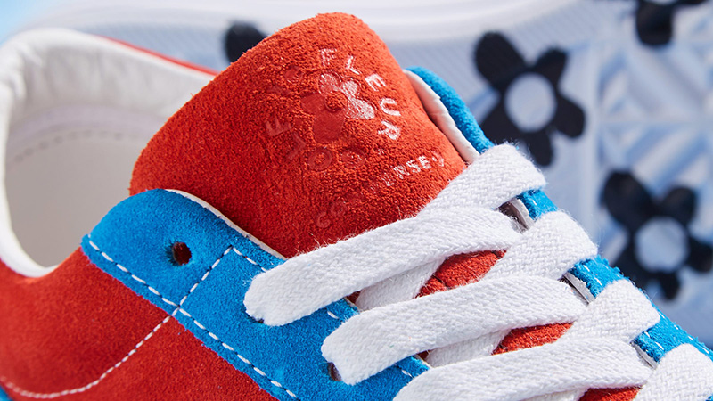 Converse X Tyler The Creator Golf Le Fleur One Star Lava Blue Where To Buy 162126c The Sole Supplier