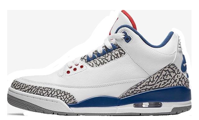 Jordan 3 OG True Blue 854262-106