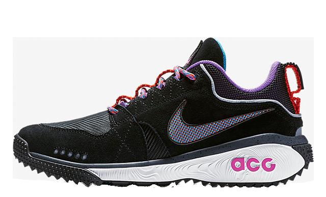 Nike ACG Dog Mountain Black Multi AQ0916-001