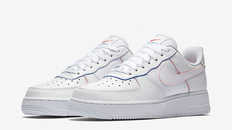 Nike Air Force 1 Low Triple White Womens