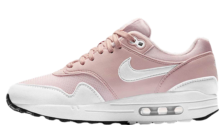 Nike Air Max 1 Barely Rose Womens | Where To Buy | 319986-607 ...
