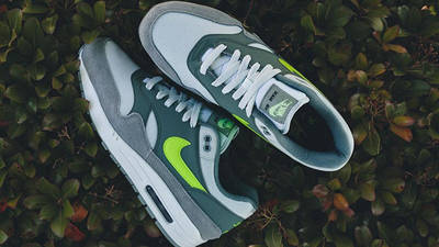 Nike Air Max 1 Mica Green   Where To Buy   AH8145-300   The Sole ...