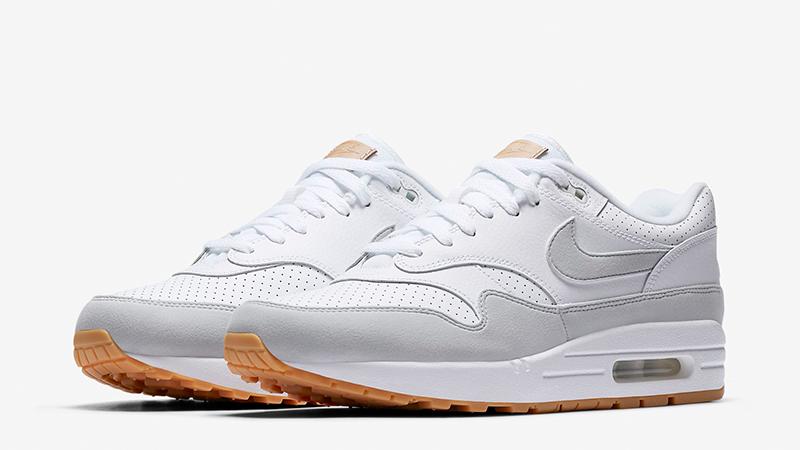 Nike Air Max 1 White Gum