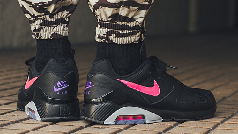 Latest Nike Air Max 180 AQ9974 001 · Nike Sneakers