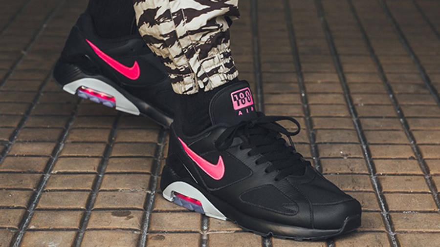 Nike Air Max 180 Black Pink | Where To
