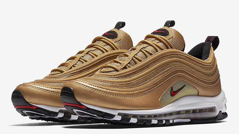 Nike Air Max 97 OG Gold Where To Buy