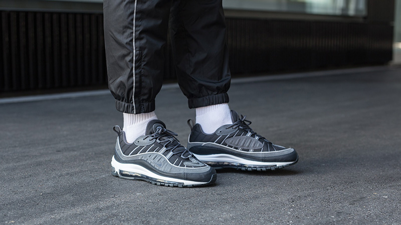 Menos torneo Por favor mira  air max 98 black and white on feet Cheap Nike Air Max Shoes