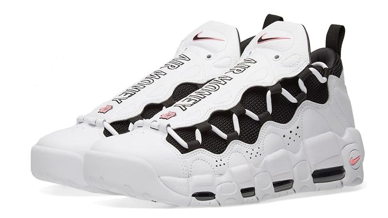 Nike Air More Money White Black | Where