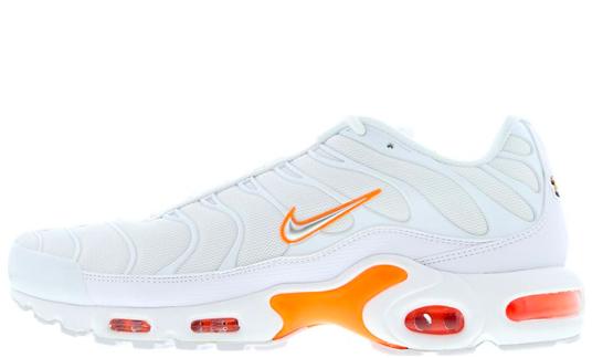 white and orange tns