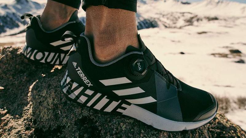 Haz lo mejor que pueda Salvaje Marcado  White Mountaineering x adidas Terrex Two Boa Black | Where To Buy | BB7743  | The Sole Supplier