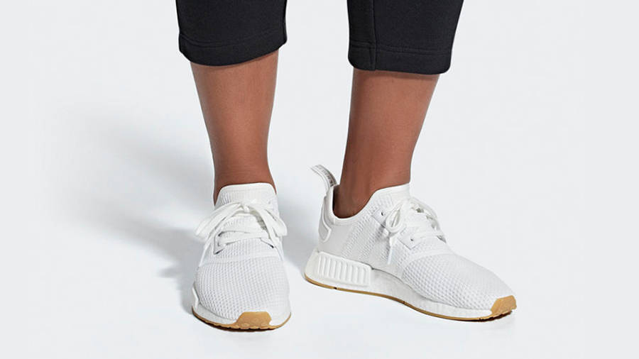 adidas NMD R1 White Gum | Where To Buy