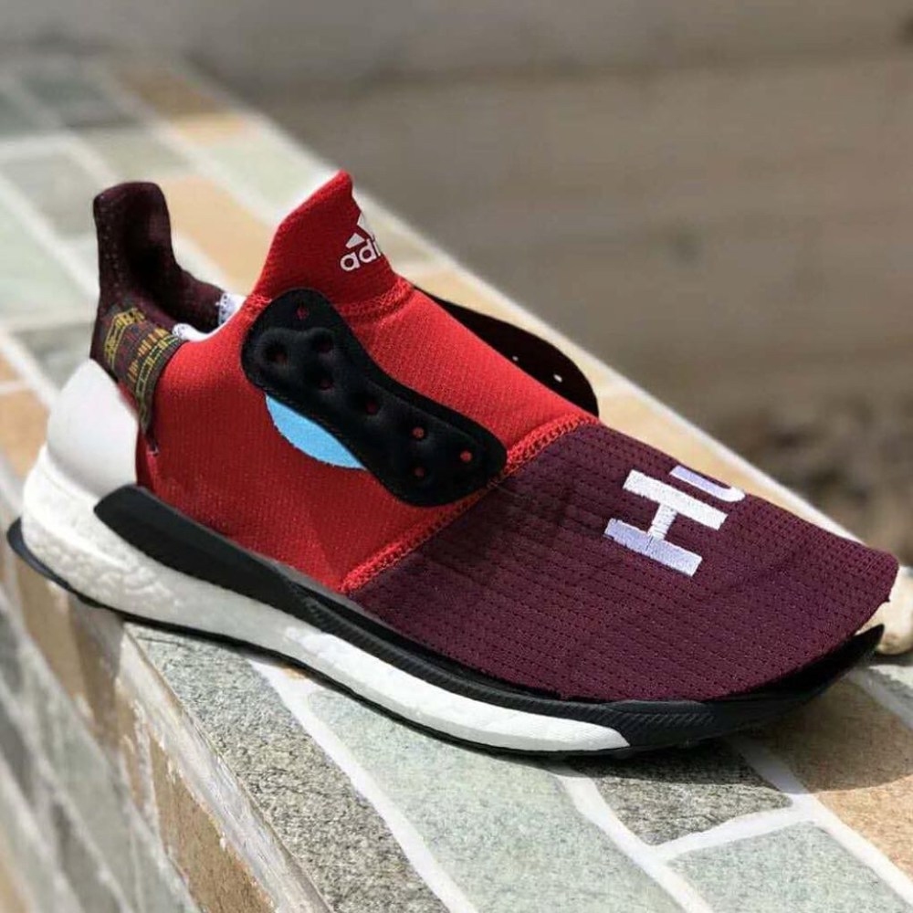 best choice unique design fast delivery Another Look At The Pharrell Williams x adidas Solar Hu Glide ST ...