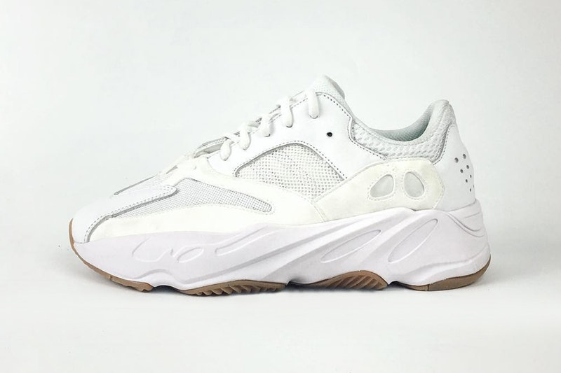 The adidas Yeezy Boost 700 Wave Runner 'White/Gum' Is Releasing Next Year