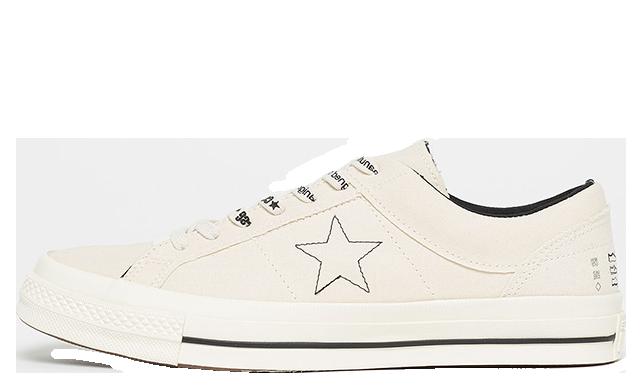 Converse One Star Ox Cream 162124C