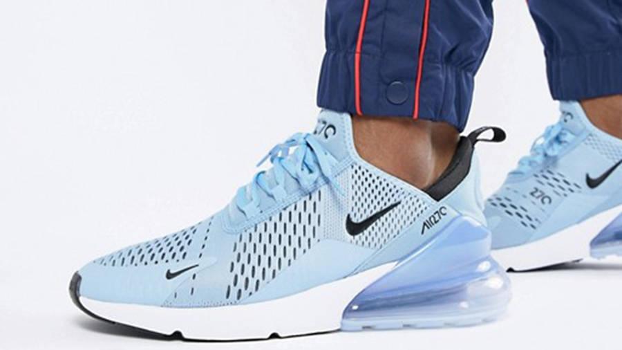Nike Air Max 270 Blue White | Where To
