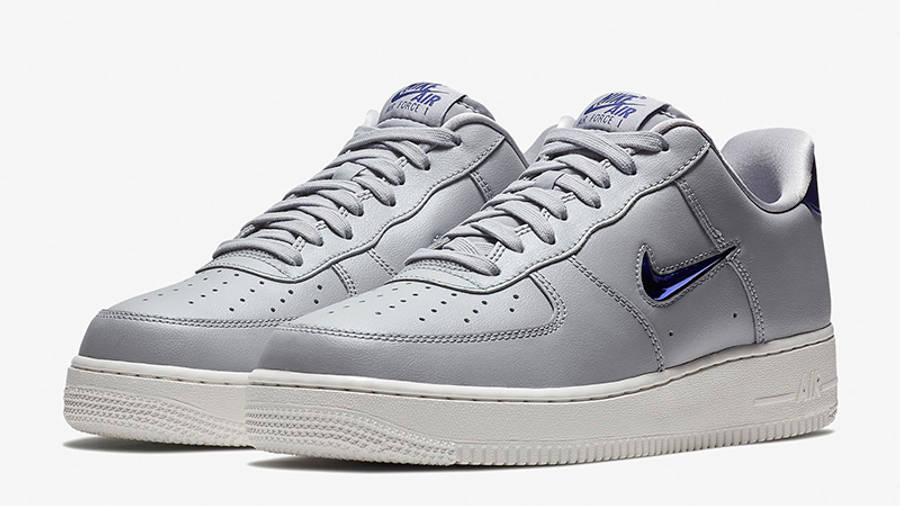 Nike Air Force 1 Low Jewel Wolf Grey