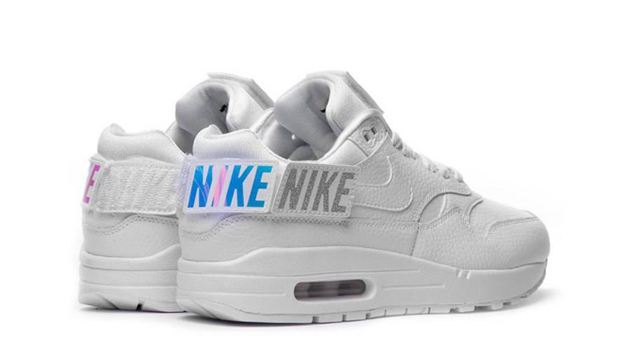 Nike Air Max 1-100 White | Where To Buy | AQ7826-100 | The Sole ...