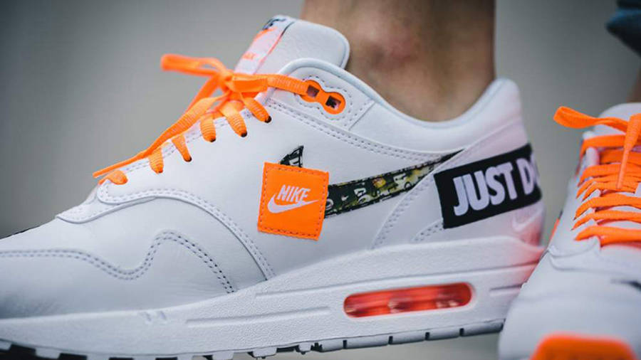 Nike Air Max 1 Just Do It Pack White Womens   Where To Buy ...
