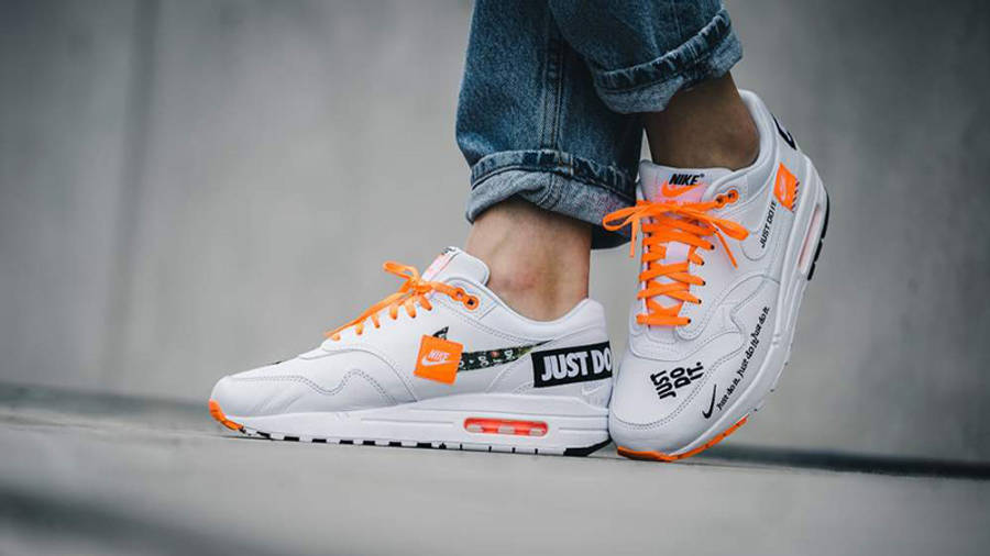 Nike Air Max 1 Just Do It Pack White Womens | Where To Buy ...