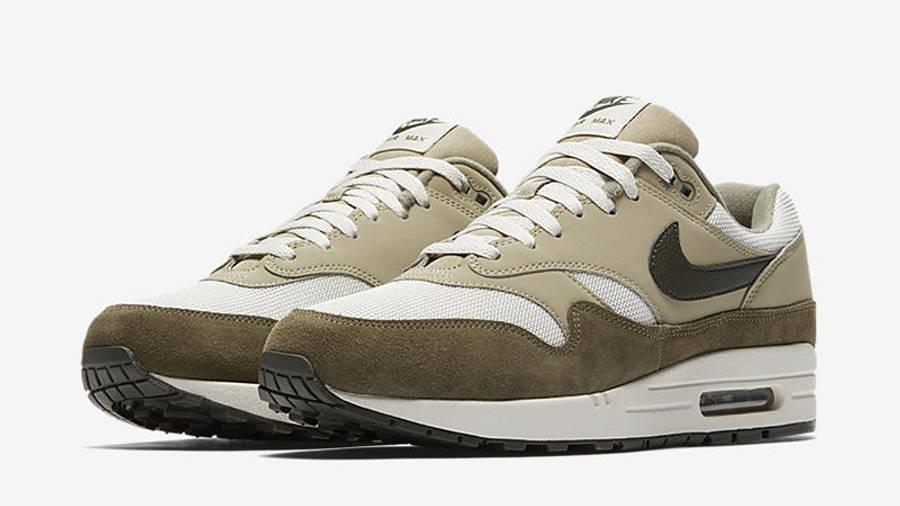 Nike Air Max 1 Khaki Olive | Where To Buy | AH8145-201 | The Sole ...