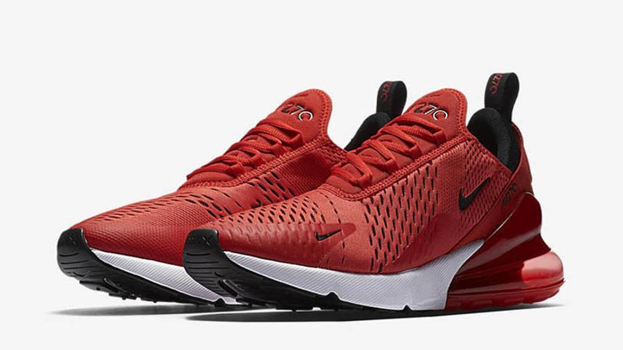 Nike Air Max 270 Habanero Red | Where