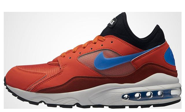 Nike Air Max 93 Coral White 306551-800