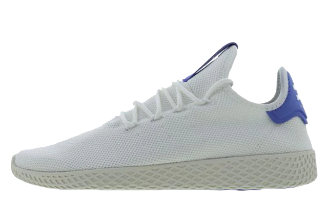 Pharrell x adidas Tennis Hu City Sufrf White Purple B41794